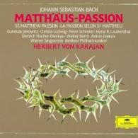 Herbert von Karajan (Герберт фон Караян): Bach: St. Matthew Passion
