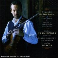 Giuliano Carmignola (ДжулианоКарминьола): Le Quattro Stagioni And Three Concertos