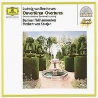 Herbert von Karajan (Герберт фон Караян): Beethoven: Overtures
