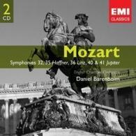 Daniel Barenboim (Даниэль Баренбойм): Symphonies 32,35,36,40&41