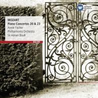 Annie Fischer (Анни Фишер): Piano Concertos Nos. 20 & 23