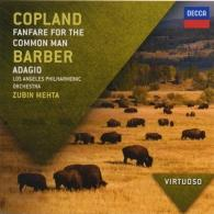 Zubin Mehta (Зубин Мета): Copland: Fanfare For The Common Man