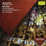 Seiji Ozawa (Сэйдзи Одзава): Ravel: Bolero