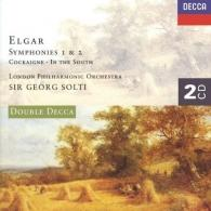 Sir Georg Solti (Георг Шолти): Elgar: The Symphonies; In the South (Alassio)