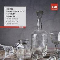 Gervase De Peyer (Жерваз де Пейер): Clarinet Sonatas / Clarinet Trio