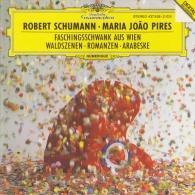 Maria Joao Pires (Мария Жуан Пиреш): Schumann: Piano Pieces