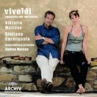 Giuliano Carmignola (ДжулианоКарминьола): Vivaldi: Concertos For Two Violins
