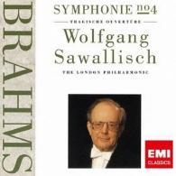 Wolfgang Sawallisch (Вольфганг Заваллиш): Brahms: Symphony No.4 & Tragic Overture