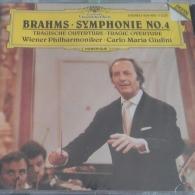 Carlo Maria Giulini (Карло Мария Джулини): Brahms: Symphony No.4; Tragic Overture