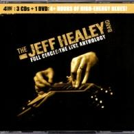 The Jeff Healey Band (Зе Хили Джеф): Full Circle-The Live Anthology