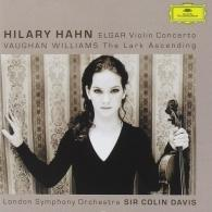 Hilary Hahn (Хилари Хан): Elgar: Violin Concerto, op.61 / Vaughan Williams:
