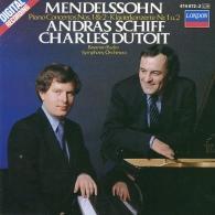 Andras Schiff (Андраш Шифф): Mendelssohn: Piano Concertos Nos.1 & 2