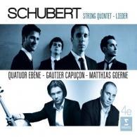 Quatuor Ebene (Куатуор Ебене): Quintet And Lieder