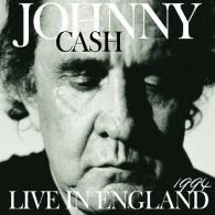 Johnny Cash (Джонни Кэш): Live In England - 1994