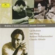 Gil Shaham (Гил Шахам): Brahms: Violin Concerto; Double Concerto