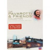 Luciano Pavarotti (Лучано Паваротти): The Pavarotti & Friends Collection