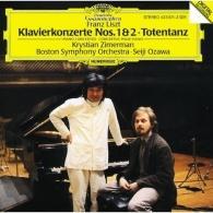Krystian Zimerman (Кристиан Цимерман): Liszt: Concerto 1,2, Danse Macabre
