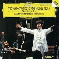 "Seiji Ozawa (Сэйдзи Одзава): Tchaikovsky: Symphony No.5; Overture ""1812"""