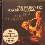Dave Brubeck (Дэйв Брубек): Live At The Berlin Philharmonic