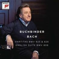 Rudolf Buchbinder (Рудольф Бухбиндер): Partitas Nos. 1 & 2. English Suite No. 3.