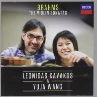 Leonidas Kavakos (Леонидас Кавакос): Brahms Violin Sonatas