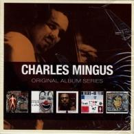 Charles Mingus (Чарльз Мингус): Original Album Series