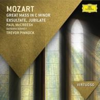 Trevor Pinnock (Тревор Пиннок): Mozart: Great Mass In C Minor; Exsultate Jubilate