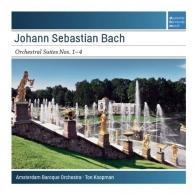 Ton Koopman (Тон Копман): Orchestral Suites Nos. 1-4