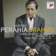 Murray Perahia (Мюррей Перайя): Handel Variations