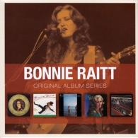 Bonnie Raitt (Бонни Райт): Original Album Series