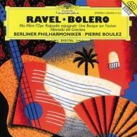 Pierre Boulez (Пьер Булез): Ravel:Bolero/Ma Mere/Alborada
