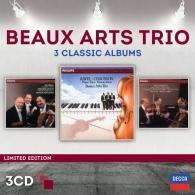 Beaux Arts Trio: 3 Classic Albums