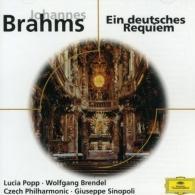 Giuseppe Sinopoli (Джузеппе Синополи): Brahms: Ein deutsches Requiem op. 45