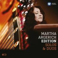 Martha Argerich (Марта Аргерих): Solo & Duo Piano Works