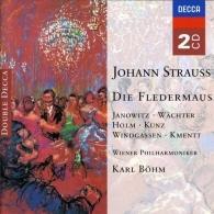 Karl Böhm (КарлБём): Strauss: Die Fledermaus