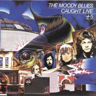 The Moody Blues (Зе Муди Блюз): Caught Live + 5