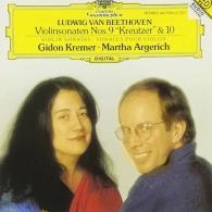 Gidon Kremer (Гидон Кремер): Beethoven:Violin Son.9,10
