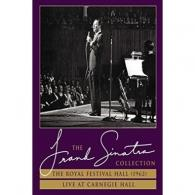 Frank Sinatra (Фрэнк Синатра): The Royal Festival Hall (1962) + Live At Carnegie Hall