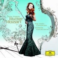 London Philharmonic Orchestra: Mozart: The Violin Concertos; Sinfonia concertante
