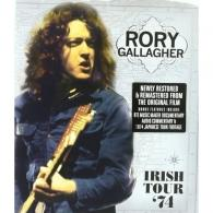 Rory Gallagher (Рори Галлахер): Irish Tour '74