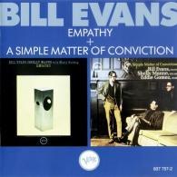 Bill Evans (Билл Эванс): Empathy + A Simple Matter Of Conviction