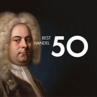 George Frideric Handel (Георг Фридрих Гендель): 50 Best Handel