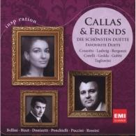 Maria Callas (Мария Каллас): Callas & Friends: Favourite Duets