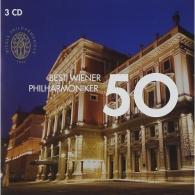 Wiener Philharmoniker (Венский филармонический оркестр): 50 Best Wiener Philharmoniker