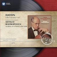 Mstislav Rostropovich (Мстислав Ростропович): Cello Concertos No. 1 & 2