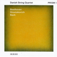 Danish String Quartet (Даниш Стринг Квартет): Prism I  - Beethoven, Bach, Shostakovich
