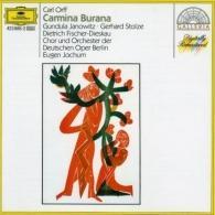 Gundula Janowitz (Гундула Яновиц): Orff: Carmina Burana