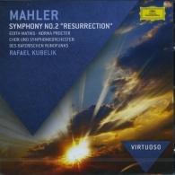 """Rafael Kubelik (Рафаэль Кубелик): Mahler: Symphony No.2 - """"Resurrection"""""""
