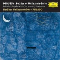 Claudio Abbado (Клаудио Аббадо): Debussy: Prelude A L'apres-Midi D'un Faune; Trois