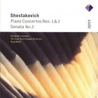 Elisabeth Leonskaja (Елизавета Леонская): Piano Concertos Nos 1 & 2, Piano Sonata No.2